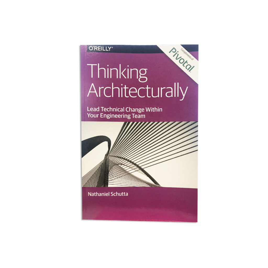 Thinking Architecturally Book