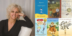 Kate DiCamillo's Six Steps To Writing