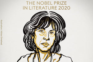 Who won the Nobel literature prize in 2020?