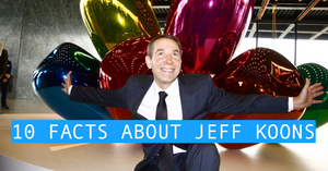 10 Facts About Jeff Koons