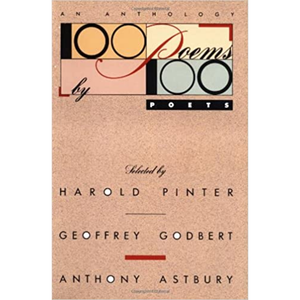 100 Poems by 100 Poets: An Anthology, by Harold Pinter (Compiler with others)