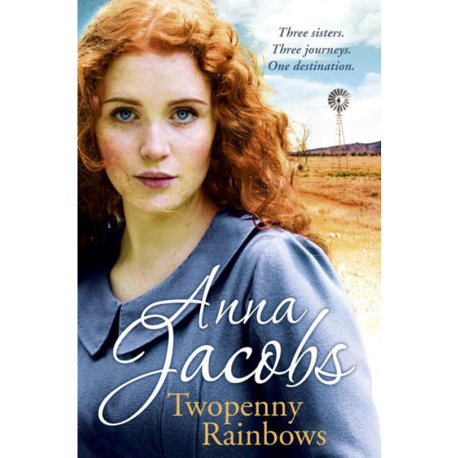 Twopenny Rainbows, by Anna Jacobs
