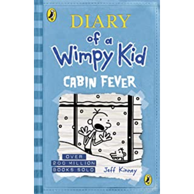 Diary of a Wimpy Kid: Cabin Fever, by Jeff Kinney
