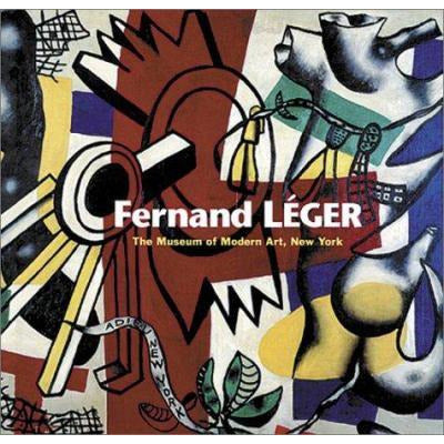 Fernand Léger, The Museum of Modern Art, New York.