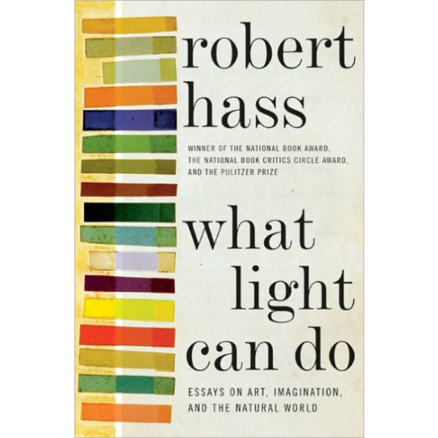 What Light Can Do: Essays on Art, Imagination, and the Natural World by Robert Hass