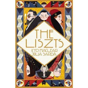 The Liszts, by Kyo Maclear