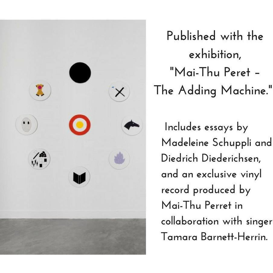 Mai-Thu Perret: The Adding Machine