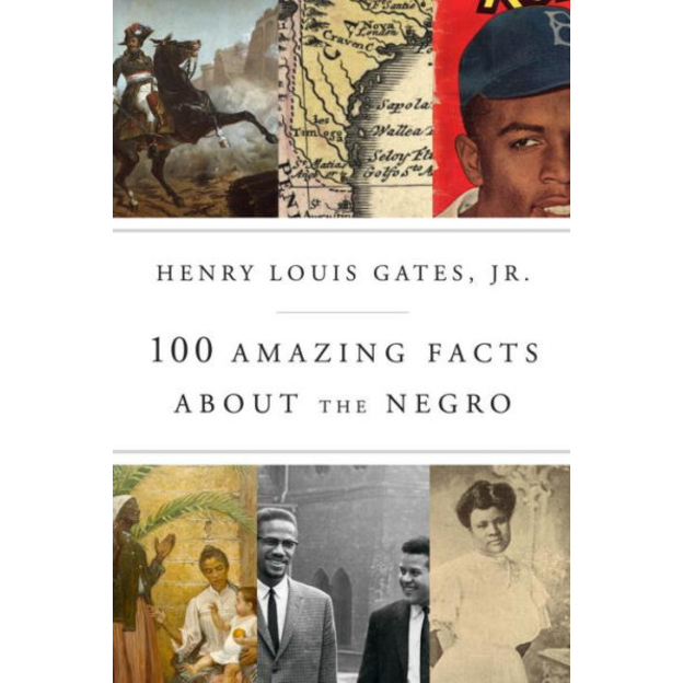 One Hundred Amazing Facts About the Negro, by Henry Louis Gates Jr.