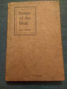 Songs of the Real, by May Doney