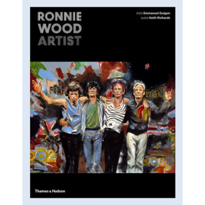 Ronnie Wood: Artist by Ronnie Wood.