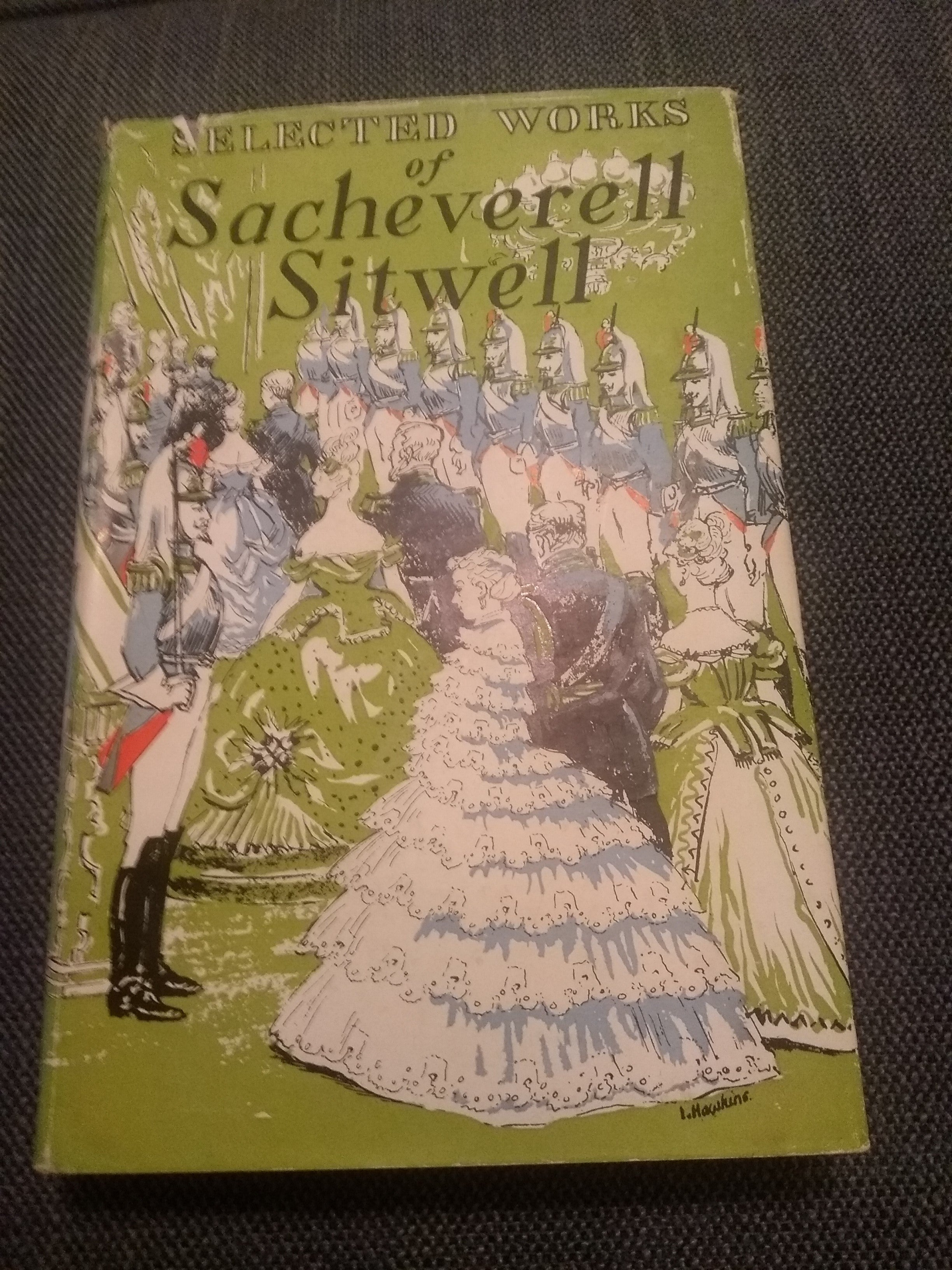 Selected Works of Sacheverell Sitwell, by Sacheverell Sitwell