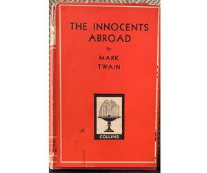 The Innocents Abroad, Mark Twain
