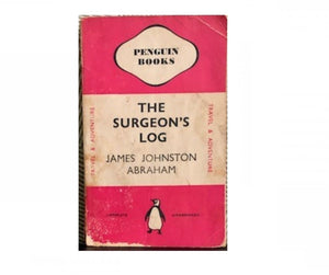 The Surgeon's Log, by James Johnston Abraham