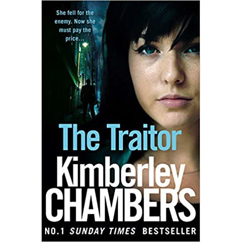 The Traitor, by Kimberley Chambers.