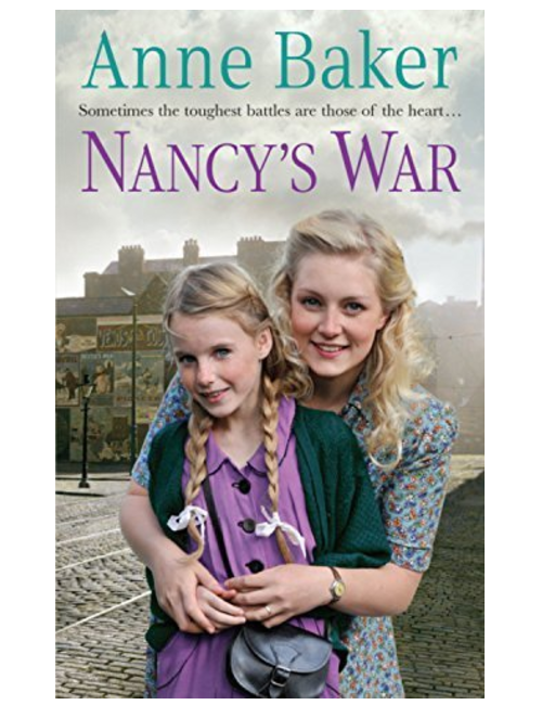 Nancy's War, by Anne Baker