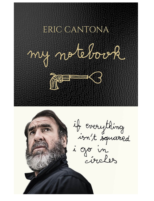 My Notebook, by Eric Cantona
