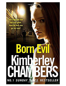Born Evil, by Kimberley Chambers