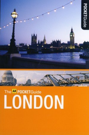 Pocket Guide to London, by Lonely Planet