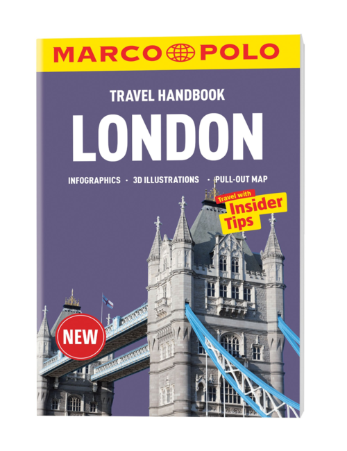 London Marco Polo Handbook, by Marco Polo Travel Publishing