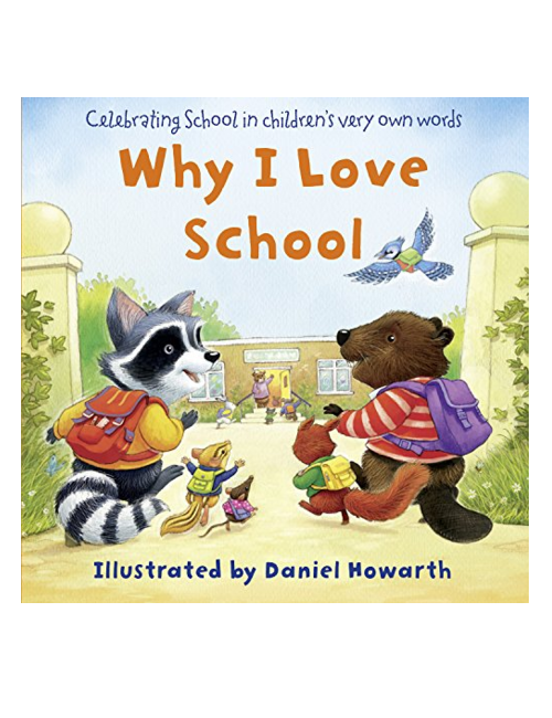 Why I Love School, by Daniel Howarth