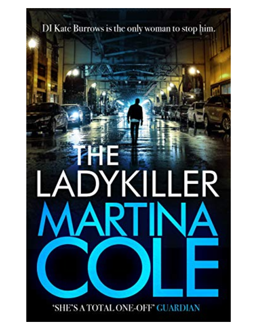 The Ladykiller, by  Martina Cole
