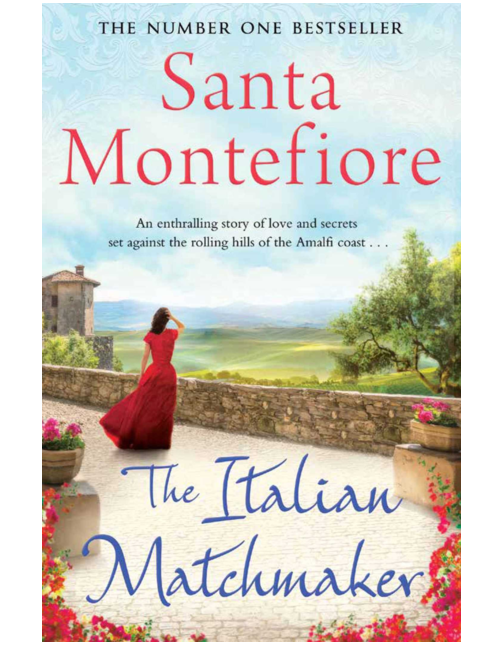 The Italian Matchmaker, by Santa Montefiore