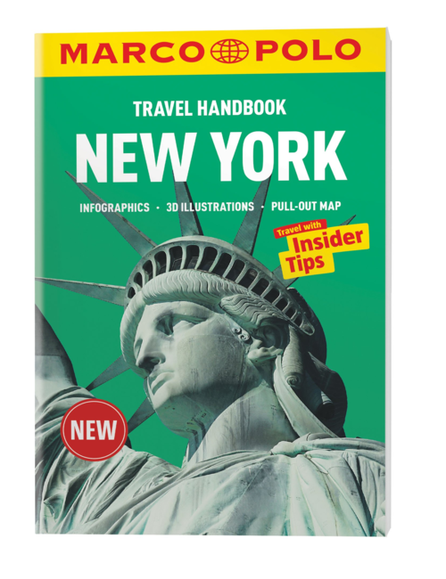 New York Marco Polo Handbook, by Marco Polo Travel Publishing