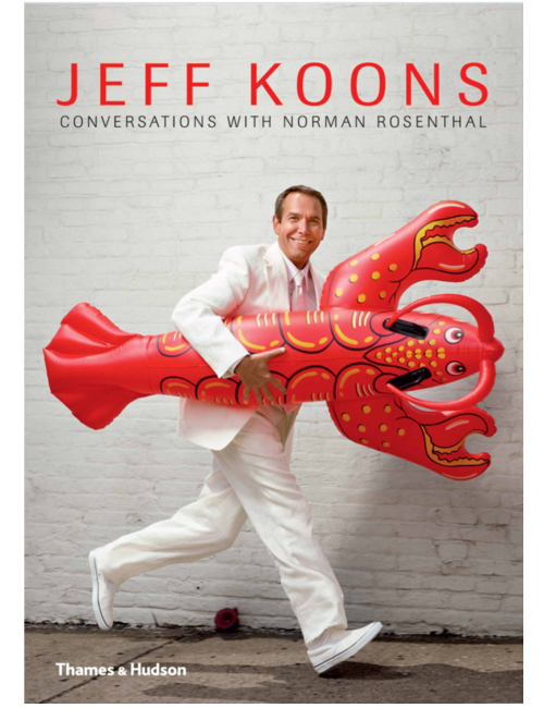 Jeff Koons: Conversations with Norman Rosenthal by Jeff Koons