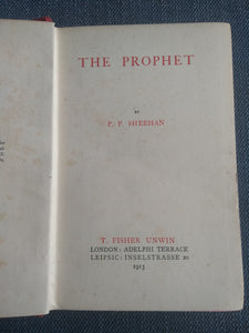 The Prophet, by P P Sheehan