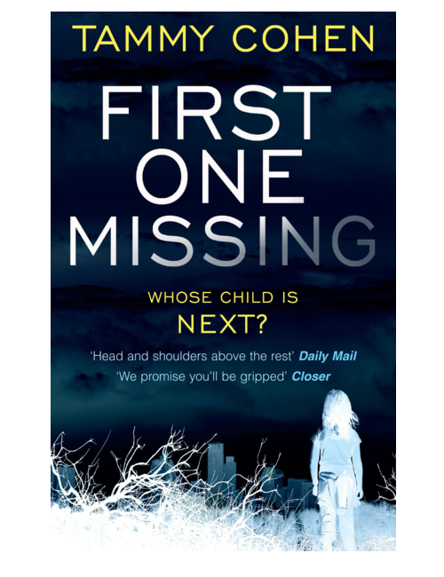 First One Missing, by Tammy Cohen