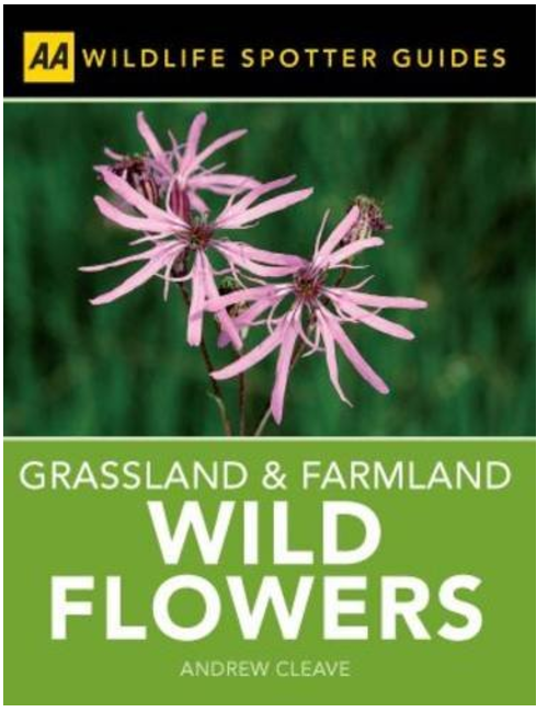 Wild Flowers (Spotter Guides), by Andrew Cleave
