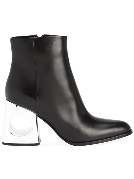 Marni cut-out heel boots