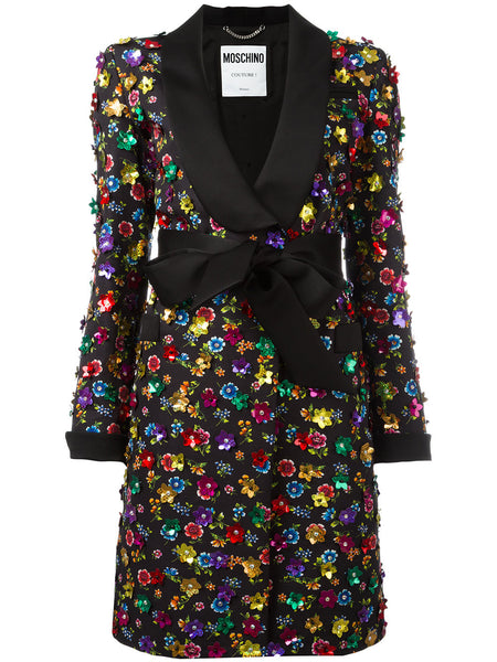 flower power coat