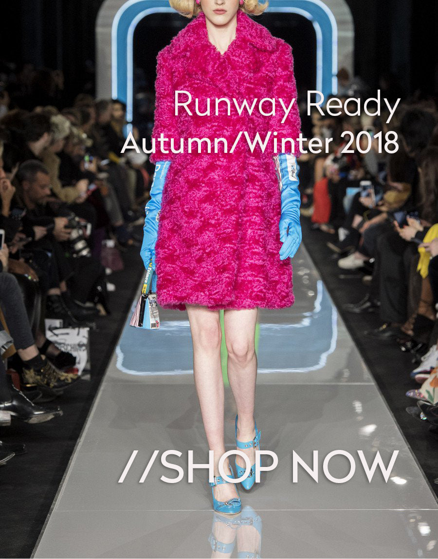 Off The Runway - SHOP Autumn/Winter 2018 NOW