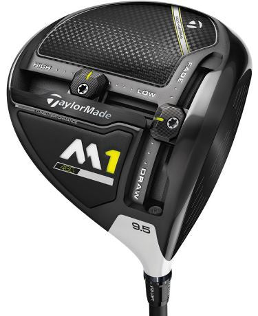 "TaylorMade M1 Adjustable Driver 460cc ""New 2017"""