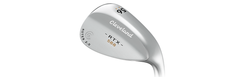 Cleveland 588 RTX 2.0 Tour Satin Wedge Steel Shaft  52*