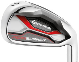 Taylor Made AeroBurner HL Iron Set Graphite Shaft