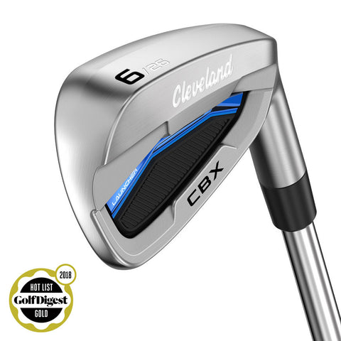 Cleveland CBX Irons Steel or Graphite Shafts