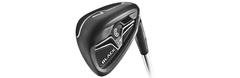 Cleveland CG Black CB Irons Steel Shaft  (4-PW, DW, SW Available)