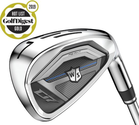 Wilson Staff D7 Irons Steel Shaft