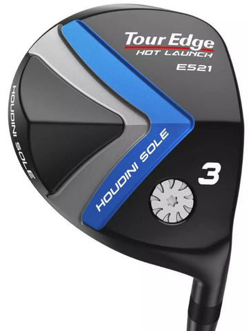 Tour Edge Hot Launch E521 Fairway Woods Ladies