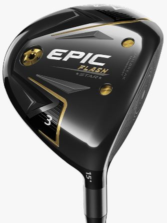 Callaway Epic Flash Star Fairway Woods