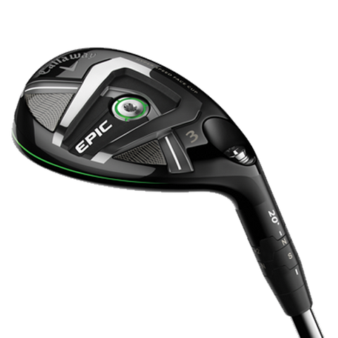 Callaway Epic Adjustable Hybrid Graphite Shaft