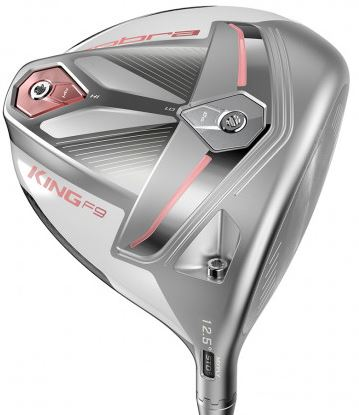 Cobra KING F9 SPEEDBACK Driver Ladies
