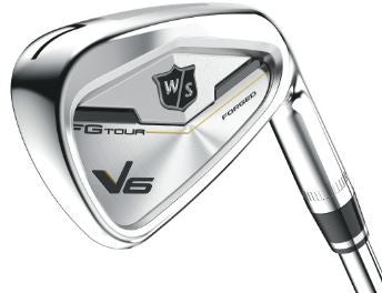 Wilson Staff FG Tour V6 Irons Steel Shaft