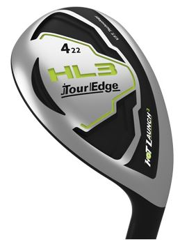Tour Edge Hot Launch 3 Hybrid Graphite Ladies