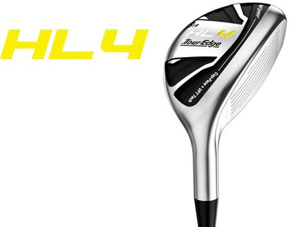 Tour Edge Hot Launch 4 Hybrid Ladies