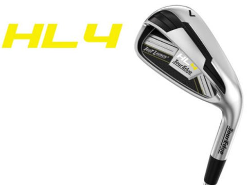 Tour Edge Hot Launch 4 Irons Steel Shaft