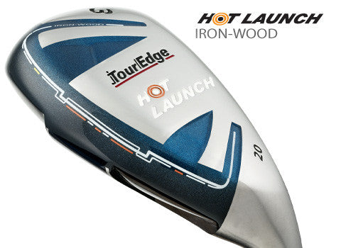 Tour Edge Hot Launch Iron-Woods Graphite Shaft