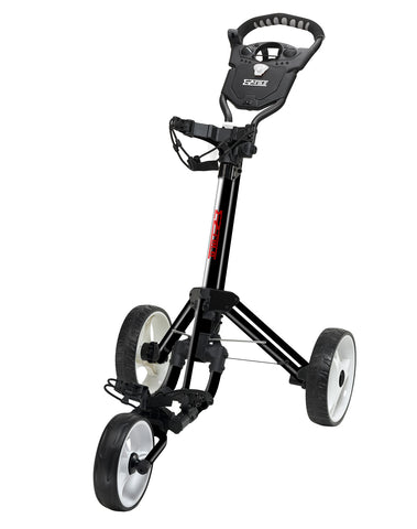 EZ Fold Collapsible Push Cart